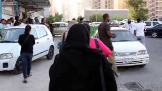 getlinkyoutube.com-750 illegal residents arrested in Benaid Al-Gar - Part 2