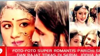 getlinkyoutube.com-Kemesraan Paridhi Sharma dan Rajat Tokas di Serial Jodha Akbar ANTV