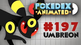 Pokedex Animated - Umbreon