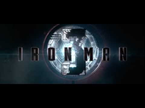Marvel's Iron Man 3 - Official Trailer - In Indian cinemas 2013
