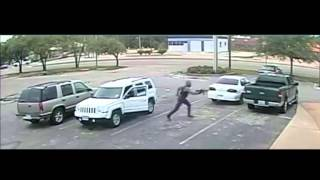 FBI RELEASES VIDEO IN SHOOTING OF LOOMIS GUARD - UP TO $15,000 REWARD OFFERED