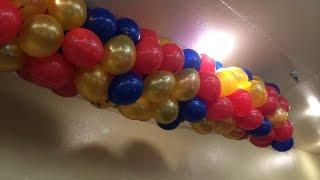 getlinkyoutube.com-How to Make A Balloon Drop