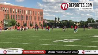Chicago Premier vs. Joliet United Torneo Internacional Premier Pollo Cris Cris