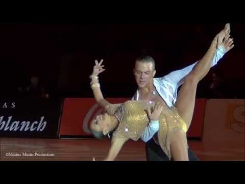 Salou 2011, GrandSlam Latin   solo Rumba, Andrey Zaytsev & Anna Kuzminskaya