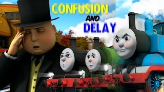 Confusion and Delay | Custom DVD