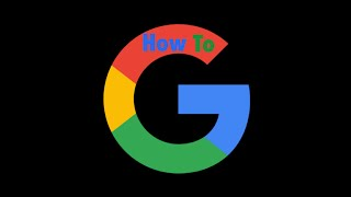 How to set up a google account
