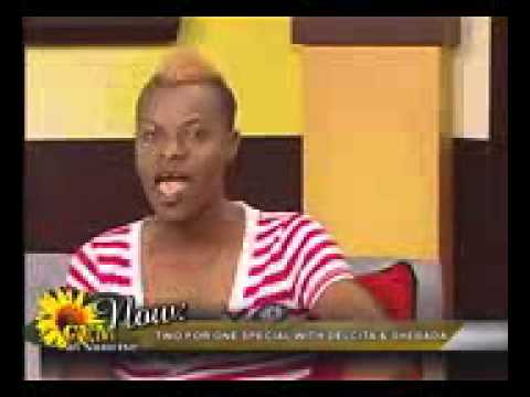 Shebada VS Beenie Man on CVMSunrisewmv