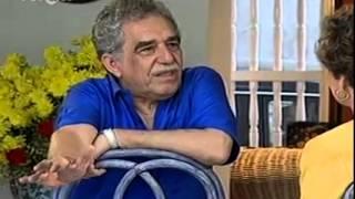 getlinkyoutube.com-Entrevista a Gabriel García Márquez TVE 1995