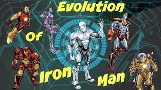 getlinkyoutube.com-Костюмы железного человека | Armor of Iron Man