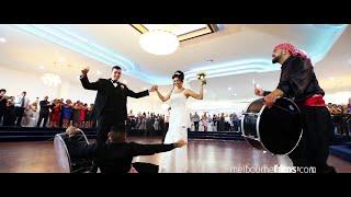 getlinkyoutube.com-Awesome Lebanese and  Persian Wedding 4 + www.melbournefilms.com