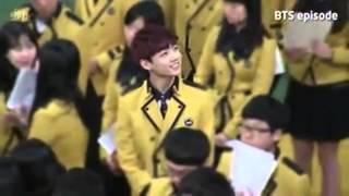 BTS fake subs: Jungkook goes to school (FAKE SUBS) | Kpopfakesubs