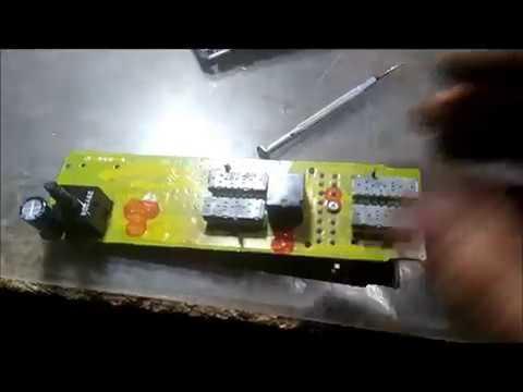 L200 Ремонт блока кнопок