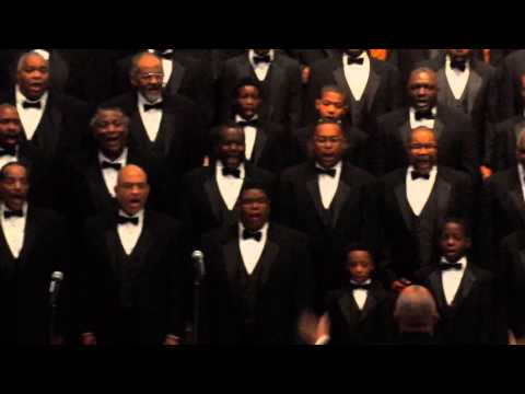 FICKLIN MEDIA, 100 BLACK MEN CHORUS IN CONCERT AT YALE UNIVERSITY