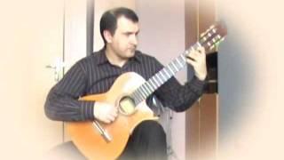 """getlinkyoutube.com-Танго """"Помоги мне"""", """"Бриллиантовая рука"""", гитара соло"""