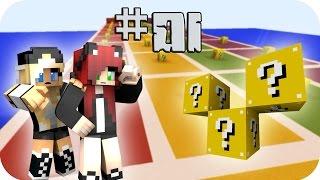 Me desvirga una pelirroja - Reah&Sel - Lucky Blocks Minecraft