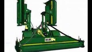 MAJOR TDR Rollermower