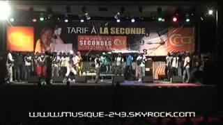 Ferre Gola concert a Bandal 2012 - test deux nouveau chanteurs width=