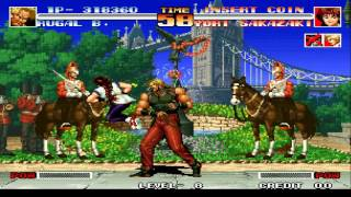 [TAS] King of Fighters 94' Black Edition - Rugal