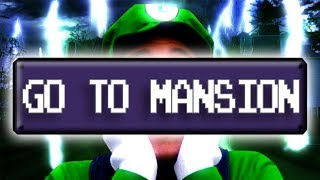 Luigi's Mansion Interactive: Go To Mansion