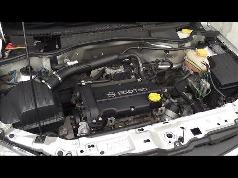 Opel Corsa  Когда менять, сколько и какое масло заливать!