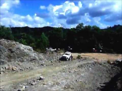 Penampang Open 4x4 Sabah (SS4-Albert Suzuki) 2012