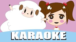 getlinkyoutube.com-Karaoke; Mary Had A Little Lamb ano.ver.| Children Nursery Rhyme | Kids Songs | Baby Puff Puff