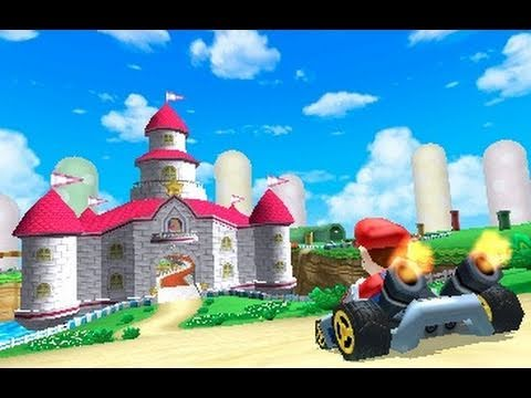 Mario Kart 3DS - E3 2011: Official Trailer