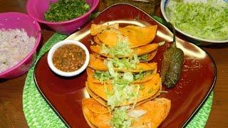 getlinkyoutube.com-Tacos al Vapor (Canasta, Sudados, Tuxpeños) ami E