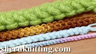 getlinkyoutube.com-Romanian Point Lace Basic Cord Crochet Tutorial 47 Romanian Macrame Cord