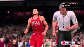 NBA 2K16 BR - BANDEJAS E ENTERRADAS TUTORIAL - LAYUPS AND DUNKS TUTORIAL