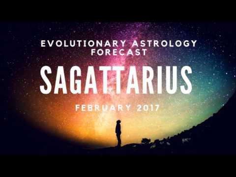 SAGITTARIUS   February 2017 Horoscope   Raising Vibrations Astrology