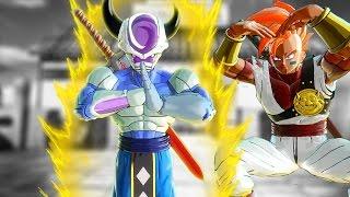 WARRIORS DECIMATED! Conton City Gauntlet | Dragon Ball Xenoverse 2