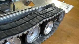 getlinkyoutube.com-Strv 103 1:6, rolling test