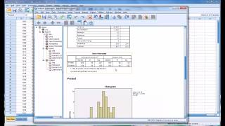 getlinkyoutube.com-Normality Tests in SPSS