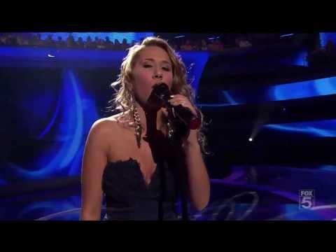 Haley Reinhart - Blue - American Idol Top 13 - 03/09/11