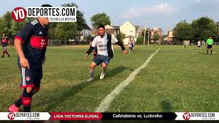 Cafetaleros vs. Ludoviko Liga Victoria Ejidal