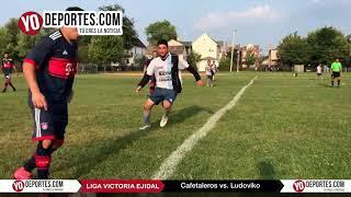 Cafetaleros vs. Ludoviko Liga Victoria Ejidal