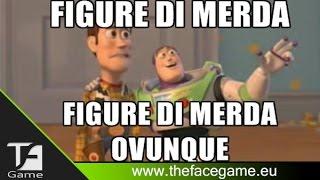 TOP 5 FIGURE di MERDA !!! #ParliamoDiCose