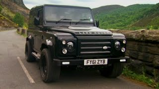 Prindiville Defender: The Luxury Land Rover  - Fifth Gear