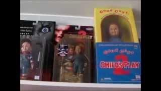 getlinkyoutube.com-Chucky Collection / Chucky Room