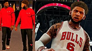 CAM IS A EURO STEP AND STEP BACK KING! WHO CAN HAVE THE BETTER GAME?! - NBA 2K17 MyCAREER S2