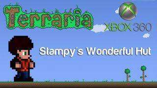 getlinkyoutube.com-Terraria Xbox - Stampy's Wonderful Hut [2]