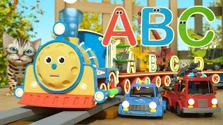 getlinkyoutube.com-Learn Letters With Max the Glow Train – TOYS (Letters and Toys)