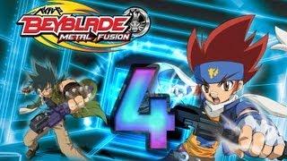 getlinkyoutube.com-Beyblade: Metal Fusion - Battle Fortress Walkthrough Part 4  (Wii)
