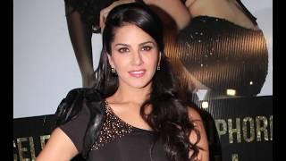 Sunny Leone Breast Grabbed In Public