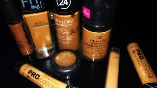 getlinkyoutube.com-BEST Affordable Foundations & Concealers For Women of Color | Olive to Dark Brown Skin