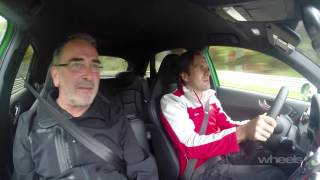 getlinkyoutube.com-Audi S1 at the Nurburgring with Markus Winkelhock