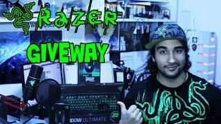 Razer - Giveaway