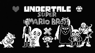 getlinkyoutube.com-Super Mario Bros. X (SMBX) playthrough - Goatmom's Tale [Undertale]