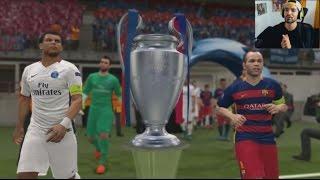 getlinkyoutube.com-Gran Final de la UEFA Champions League - PES 2016
